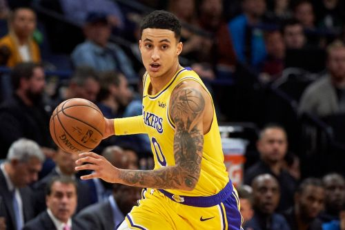 Kyle Kuzma Talks Favorite Jerseys, Playing with LeBron James and More