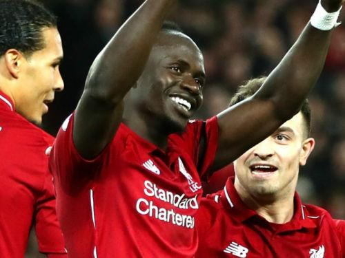 Mane looking for Liverpool to achieve 'something special' in Premier League title bid