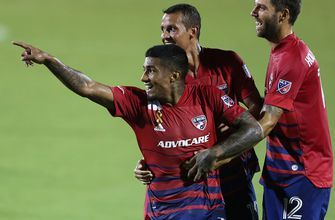 Hárold Mosquera hat trick keys Dallas FC to blowout 4-1 win over Colorado Rapids