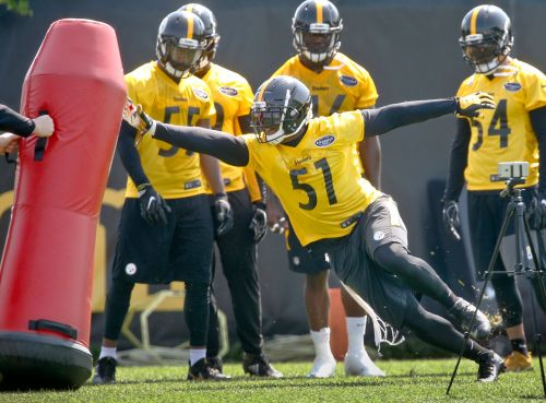 Steelers prepare for life without injured Ryan Shazier