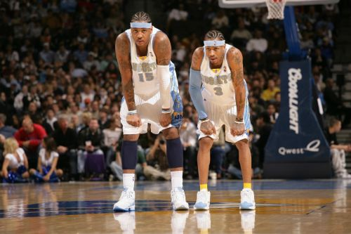 Allen Iverson: 'No Way Melo Should Retire'