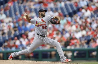 Cardinals righty Michael Wacha suffers left oblique strain