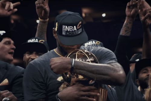 NBA Releases New Finals Spot Called 'Finally Mine'