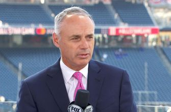 MLB commissioner Rob Manfred talks expansion of the league