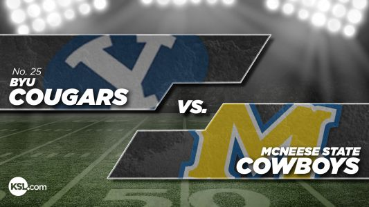 Game Center: No. 25 BYU vs. McNeese State