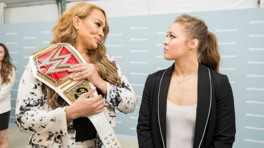 Am I the only one? Rousey vs. Jax is rushed; John Cena-Nikki Bella 'breakup;' Big E is money