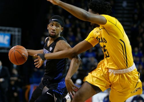 Perkins leads No. 25 Buffalo to 80-57 win over Kent State