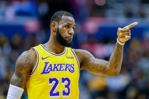 Twitter reacts to a 'Space Jam 2', starring LeBron James, release date being announced