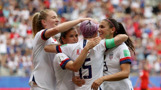 Women's World Cup 2019: USA-France ticket prices jump to more than $10K