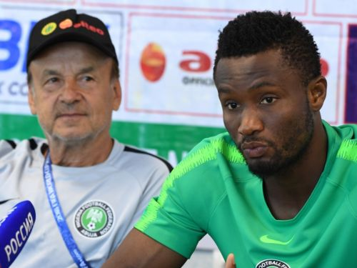 Mikel special treatment highlights Rohr's favouritism and inconsistency
