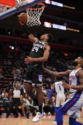 Detroit Pistons fall to Kings on Buddy Hield's disputed buzzer-beater