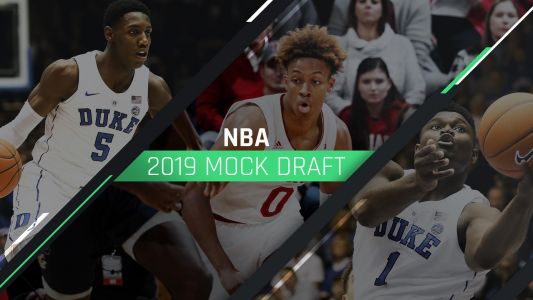 NBA Mock Draft 2019: Knicks land Zion Williamson; Duke dominates lottery