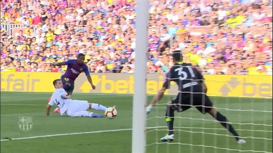 Messi scores as Barca claim Joan Gamper trophy victory over Boca