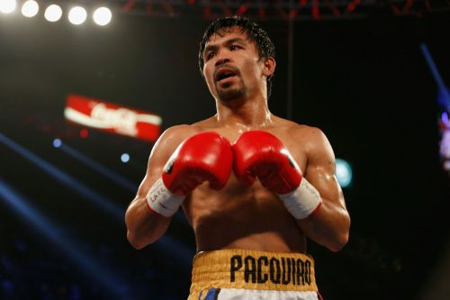 Manny Pacquiao's home burglarized during Adrien Broner fight