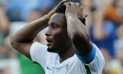 Mikel not leaving China