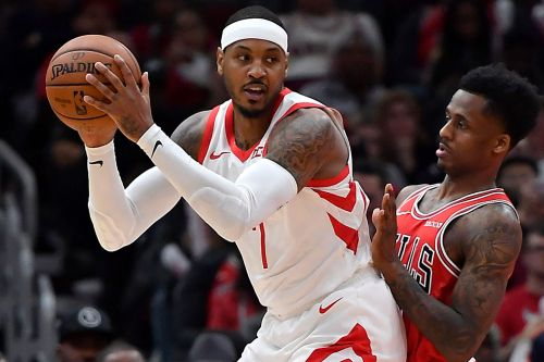 Carmelo Anthony traded to another team that doesn't want him