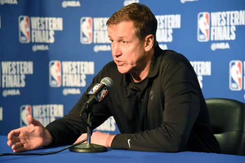 Terry Stotts, Blazers Finalize Contract Extension