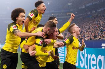 FC Schalke 04 vs. Borussia Dortmund | 2018-19 Bundesliga Highlights