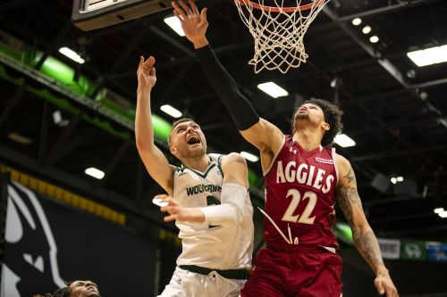 New Mexico State ends Utah Valley's 22-game home win streak, 83-78