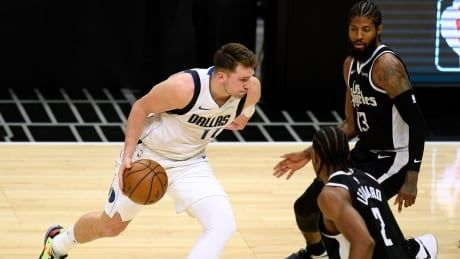 Luka Doncic leads Mavericks past Clippers in Game 1: 'I forgot how much it's fun to play in the playoffs'