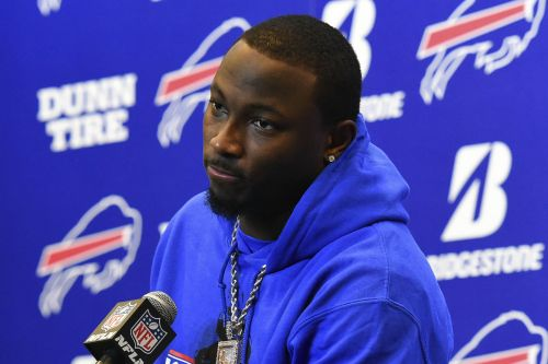LeSean McCoy's ex-girlfriend thought he 'set her up'