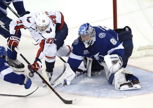 Lightning one win away from eliminating Capitals