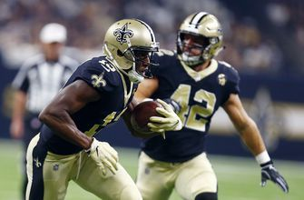 Saints working to diversify Brees' passing options