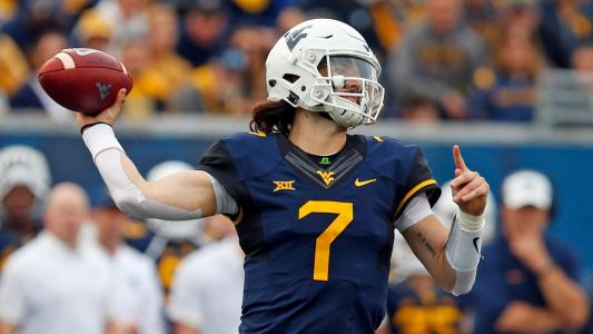 Heisman Hopeful Grier Wants To Lead WVU To Big 12 Title