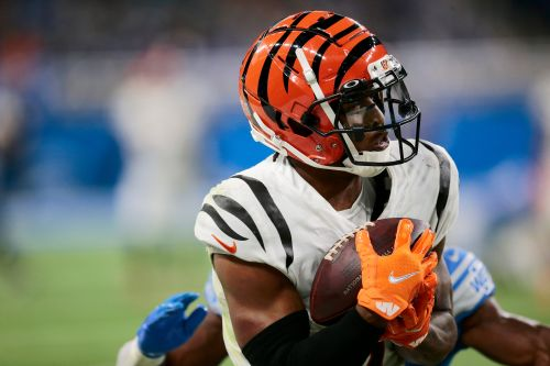 Ja'Marr Chase continues star turn as Cincinnati Bengals rout Detroit Lions