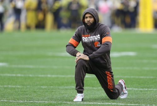 Odell Beckham Jr. vague on future with Browns: 'Everything will figure itself out'