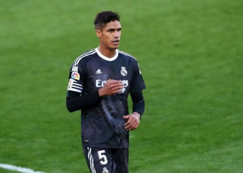 Real Madrid set their price for Raphael Varane with Man United waiting in the wings