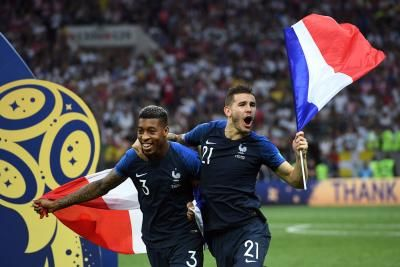 Watch: France beats Croatia in 2018 World Cup final