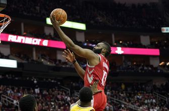 Rockets get back to .500, rout Warriors in Green's return