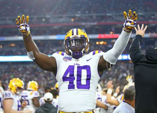 Devin White: Can LSU linebacker have Saquon Barkley-like impact on NY Giants' defense?