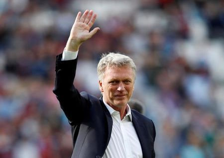 Moyes departs West Ham despite keeping them up