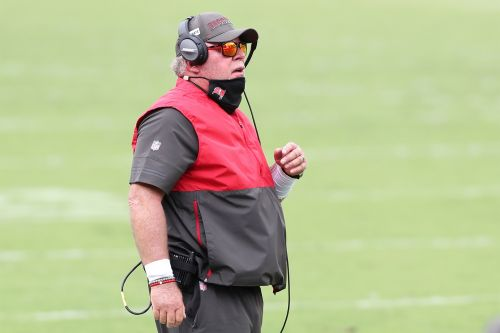 Bruce Arians ridicules Buccaneers: 'We haven't done s-t'