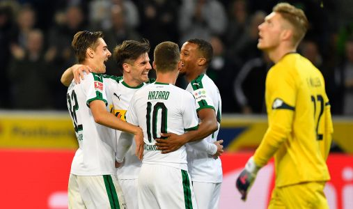 Gladbach playing its part as Borussias light up Bundesliga