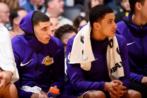 Report: Lonzo Ball and Kyle Kuzma Asked to Tone Down Trash Talk
