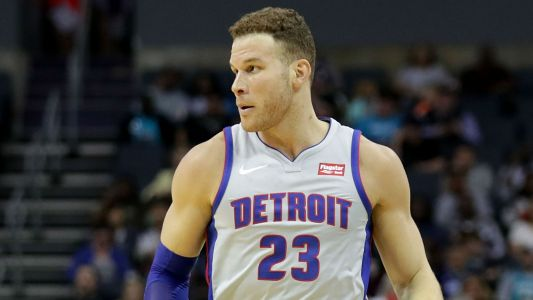 Watch: Blake Griffin appears to snub Clippers owner Steve Ballmer before game