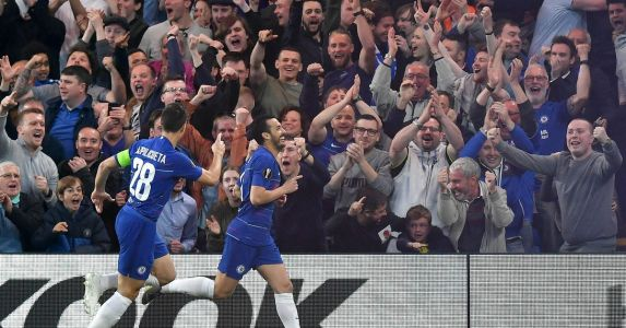 WATCH: Chelsea restore three-goal lead as Pedro gets his brace at last