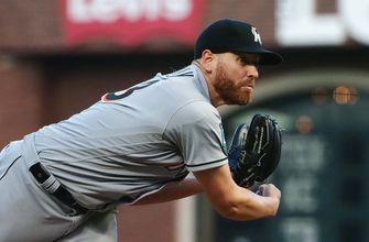 Marlins RHP Dan Straily suspended 5 games after hitting Buster Posey