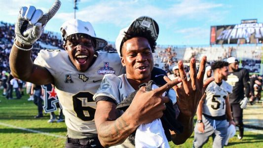 Pettiness vs. parades: A Bama-UCF title beef timeline