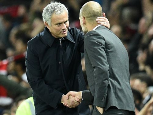 Mourinho claims City are 'untouchable' ahead of Manchester Derby