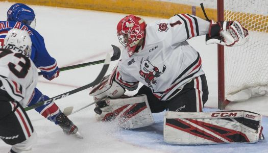 Inside the OHL: Hope, joy and challenges as junior hockey relaunches. IceDogs goalie Tucker Tynan makes 'unbelievably inspiring' return