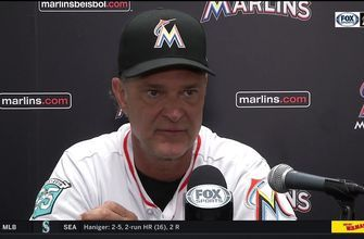 Don Mattingly on walk-off against Giants: 'It was a nice little team win'