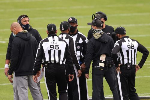 John Harbaugh appears to snub Mike Vrabel after Ravens-Titans scuffle