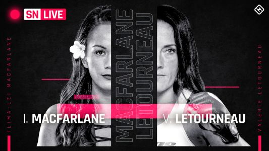 Bellator 213 Macfarlane vs. Letourneau results, live updates and round-by-round scoring