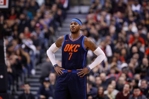 Carmelo Anthony: ' My Story is Far from Over'