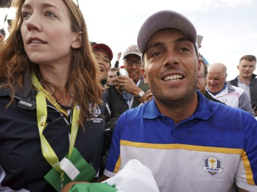 Molinari magic helps Europe finish off dominant week to win back the Ryder Cup