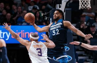 Preview: Wolves at Suns
